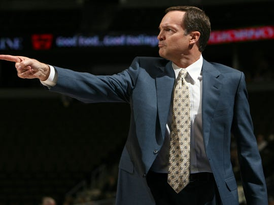 Lon Kruger topped out at $1.1 million per season as