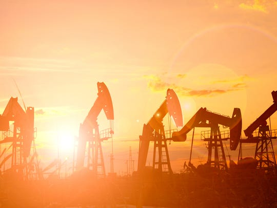 Upstream oil and gas companies either pull hydrocarbons out of the ground, or directly assist those companies that do with goods and services.