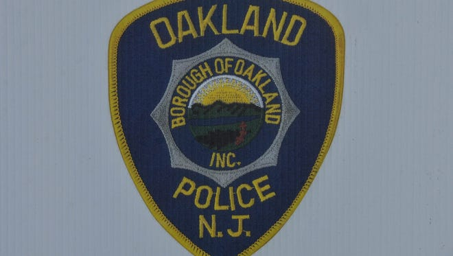 Oakland Police Department patch.