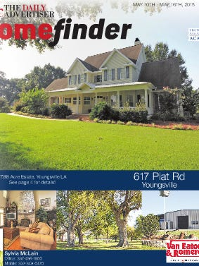 Acadiana Homefinder: May 10