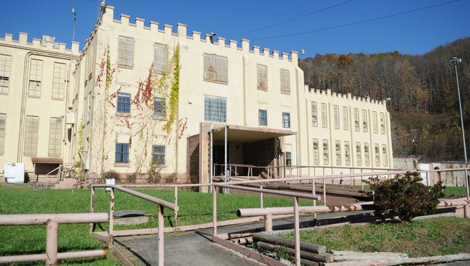 Brushy Mountain State Penitentiary stands in Petros on Wednesday, Nov. 11, 2015. Developers Brian May and Pete Waddington have installed a distillery at the now-defunct prison site and will offer tours and other tourist activities.