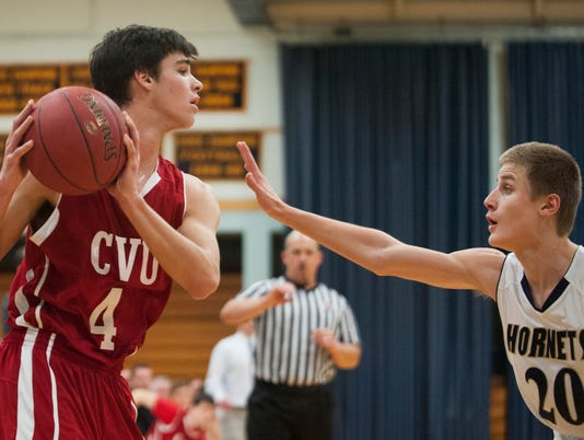 CVU vs. Essex Boys Basketball 12/05/14