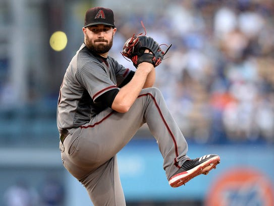 Robbie Ray's return from the disabled list has coincided