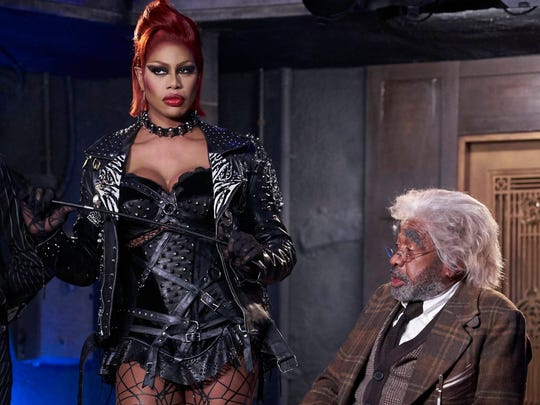 Laverne Cox and Ben Vereen star in Fox's 'The Rocky
