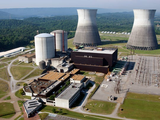 The Bellefonte Nuclear Plant is on a 1,600-acre site on the Tennessee River near Hollywood, a town of about 1,000 people located 120 miles northeast of Birmingham.