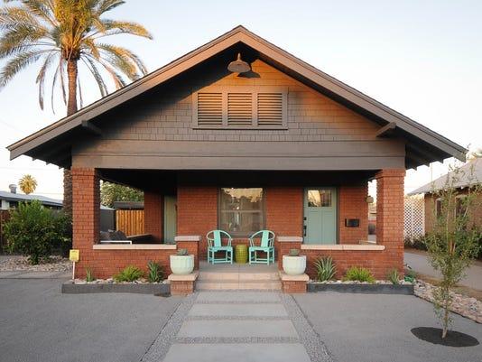 Couple renovates historic home in Coronado neighborhood