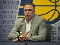 Insider: Pacers 'think big' going into offseason with major roster decisions looming