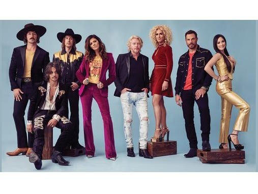 Enter for a chance to win 2 suite tickets to Little Big Town.  Enter 2/19 - 3/12
