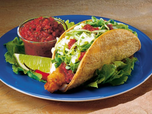 Flavors only found in san diego for Rubio s coastal grill the original fish taco