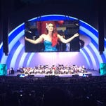 See Sara Bareilles and original Ariel sing 'Part of Your World'