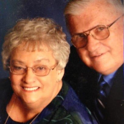 Anniversaries: Tom & Karen Clarke