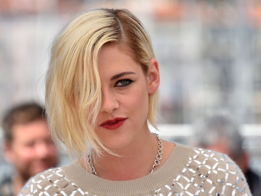 US actress Kristen Stewart poses for a photocall for