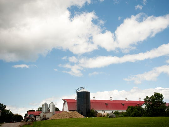 Nordic Farms in Charlotte on Wednesday July 9, 2014.