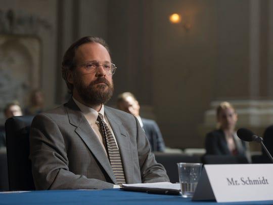 Peter Saarsgard as Martin Schmidt in 'The Looming Tower.'