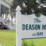 The Deason Home, considered the oldest surviving home in Jones County, is located in Ellisville. The home is believed to be haunted.