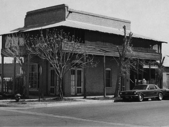 The Hackett House in downtown Tempe started as a bakery.