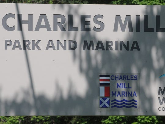 Charles Mill Lake Marina