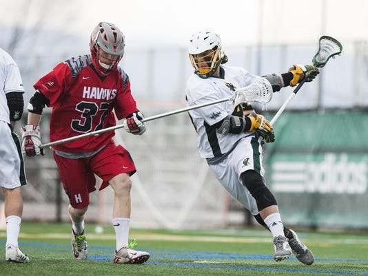 Hartford vs. Vermont Men's Lacrosse 04/18/15
