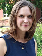 Dr. Katherine Gaudet, associate director of the UNH Honors Program.