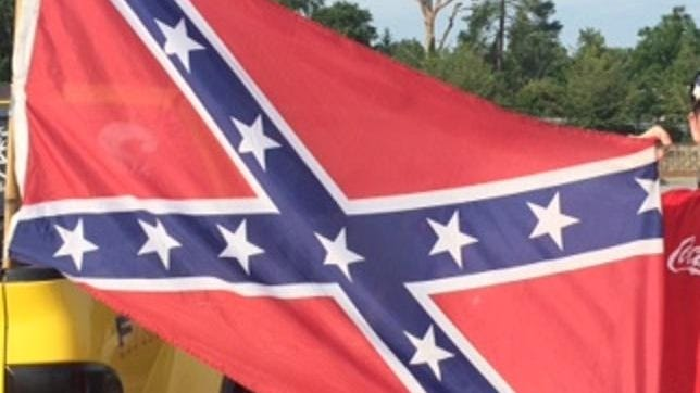 School systems have to grapple with free speech rights and possible disruption of the learning environment when addressing the issue of Confederate flags on clothing students wear or other displays.