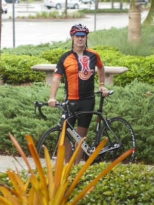Steve Martin, owner of The Bike Bistro, in the Iona-McGregor area south of Fort Myers.