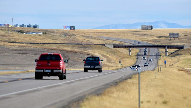 Fatal crashes in Montana are down from the past couple of years despite several during the Fourth of July weekend, which always is one of the deadliest in the state.