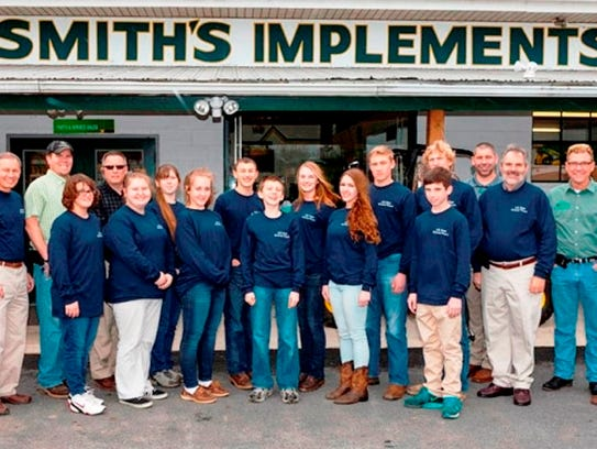 Franklin County participants at the April 7 A.B. Ross