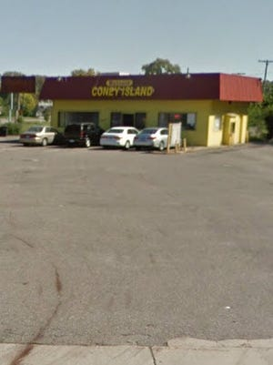 Detroit Coney Island, located at 2626 Schaefer Highway in Detroit.