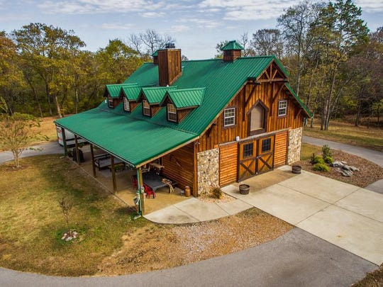 The property that Miley Cyrus bought in Williamson County