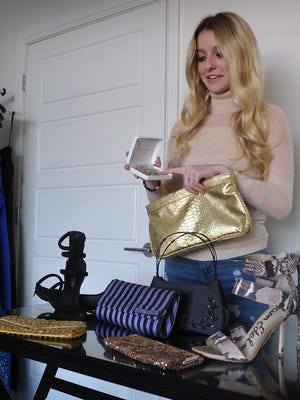 Shoes, purses and accessories as well as prom dresses and gowns are being collected by Addison Lobaugh for her Project Prom. Lobaugh, a junior at Burkburnett High School, is hoping to help girls dress for the prom  even if they come from a low income household.