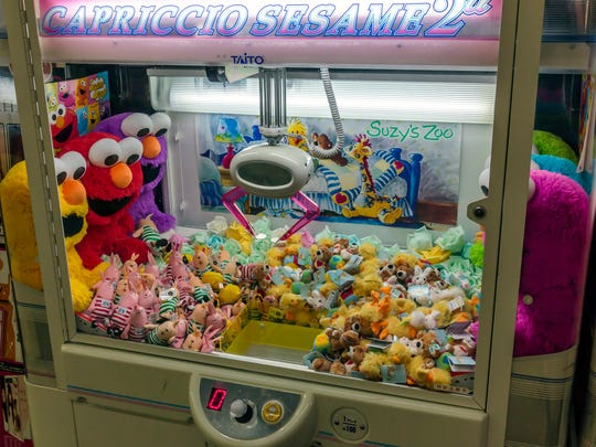 Crane games cannot be rigged in Arizona.