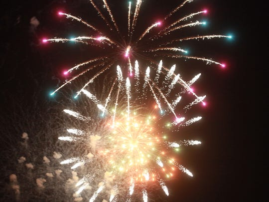 Fantasy Springs Casino held its annual 4th of July fireworks on June 30, 2016. The fireworks were free to the public.