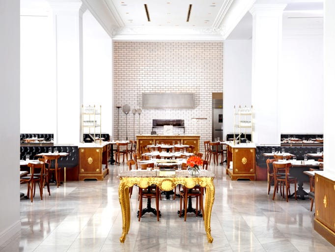 Bottega Louie is one of the lynchpins of the downtown