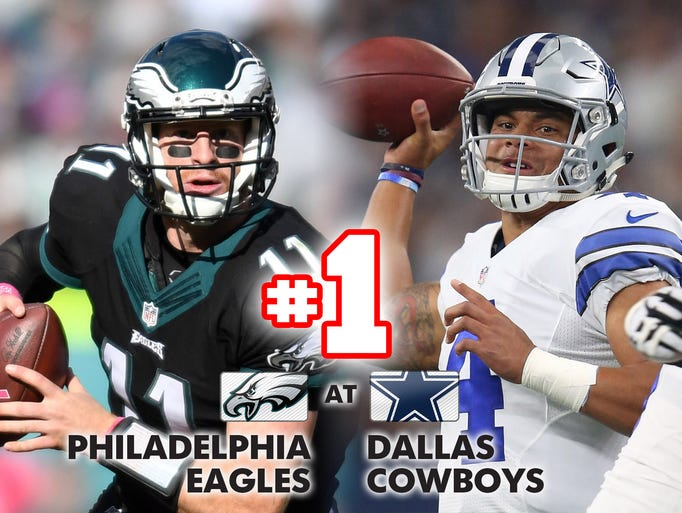 Nfl Week 8 Games Ranked By Watchability