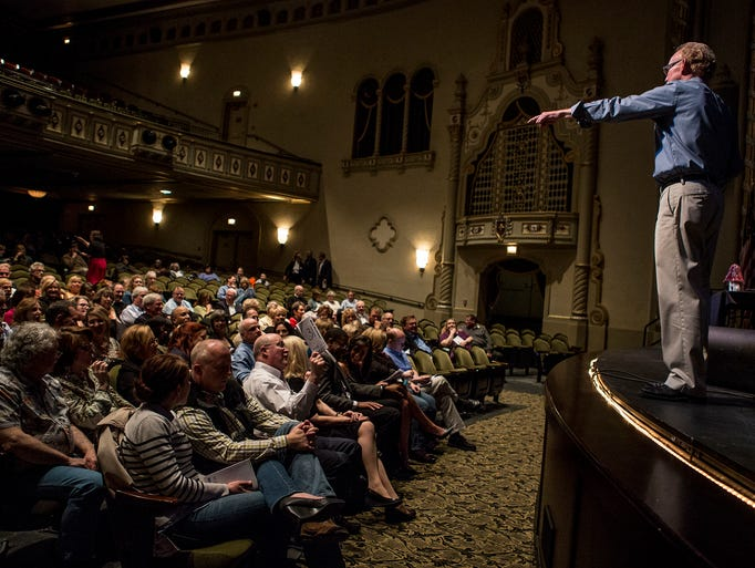 Livingston Taylor took the stage at this year's Java