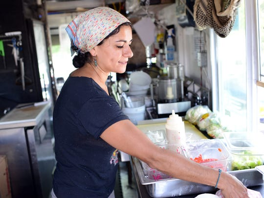 Suzy Salwa Phillips owns and operates the Gypsy Queen