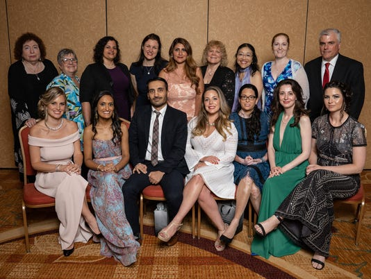 Seven physicians graduate from residency program PHOTO CAPTION