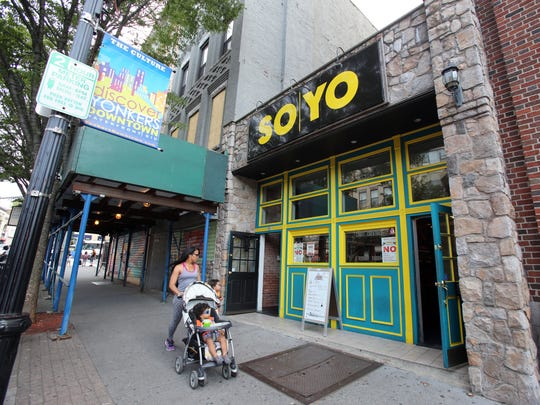 The former Soyo Craft Bar in Yonkers