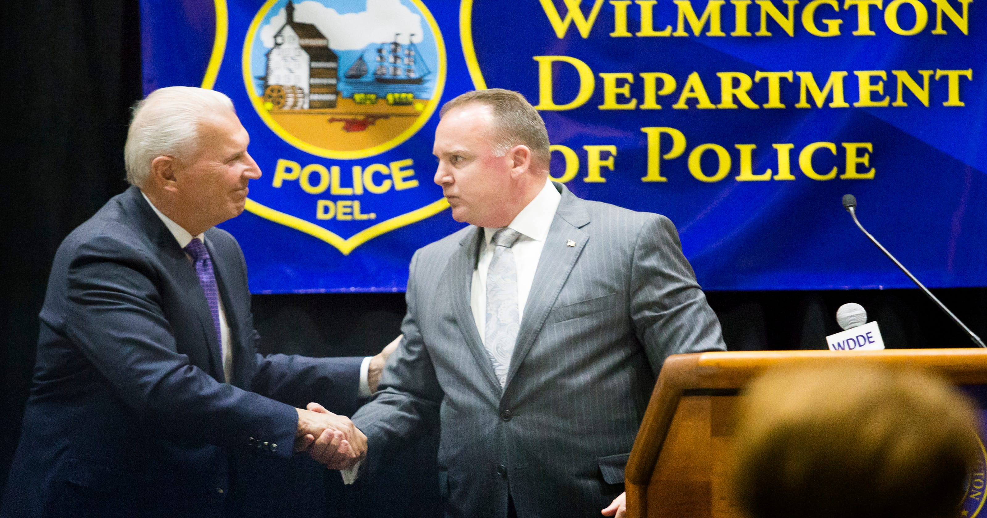 Chicago crime strategist named Wilmington police chief
