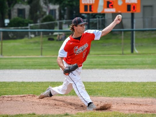 A hard-luck loser in the district final for Livonia Churchill was sophomore lefty Drew Alsobrooks.