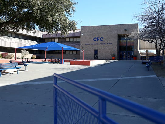 Central Freshman Campus stands to have campus-wide