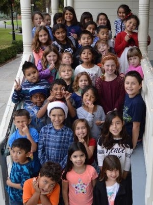 The Camarillo Ranch recently hosted more than 40 kids who had the opportunity to have their picture taken with Santa and Mrs. Claus, make a holiday ornament and even get their faces painted.