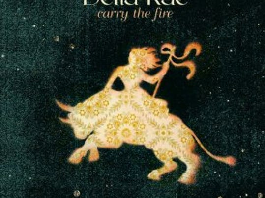 """Delta Rae's debut album """"Carry the Fire,"""" $8.99 in iTunes"""