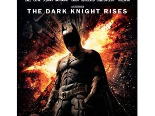 "The ""Dark Knight Rises"" blu-ray release is in December."