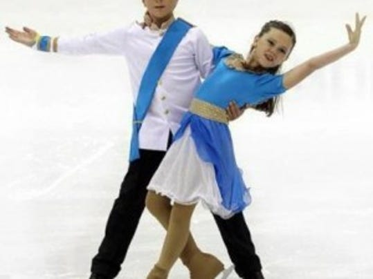 Christopher and Sophia Elder – Midwest Sectional Championship Gold Medalist, Juvenile Dance