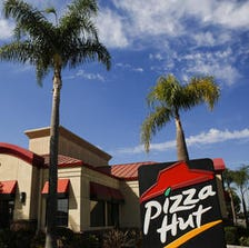 Pizza Hut is testing out a lighter pizza in two U.S. markets as it seeks to freshen up its menu and regain its footing against competitors.