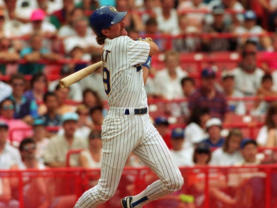 Hall of famer Robin Yount spent his entire 20-year