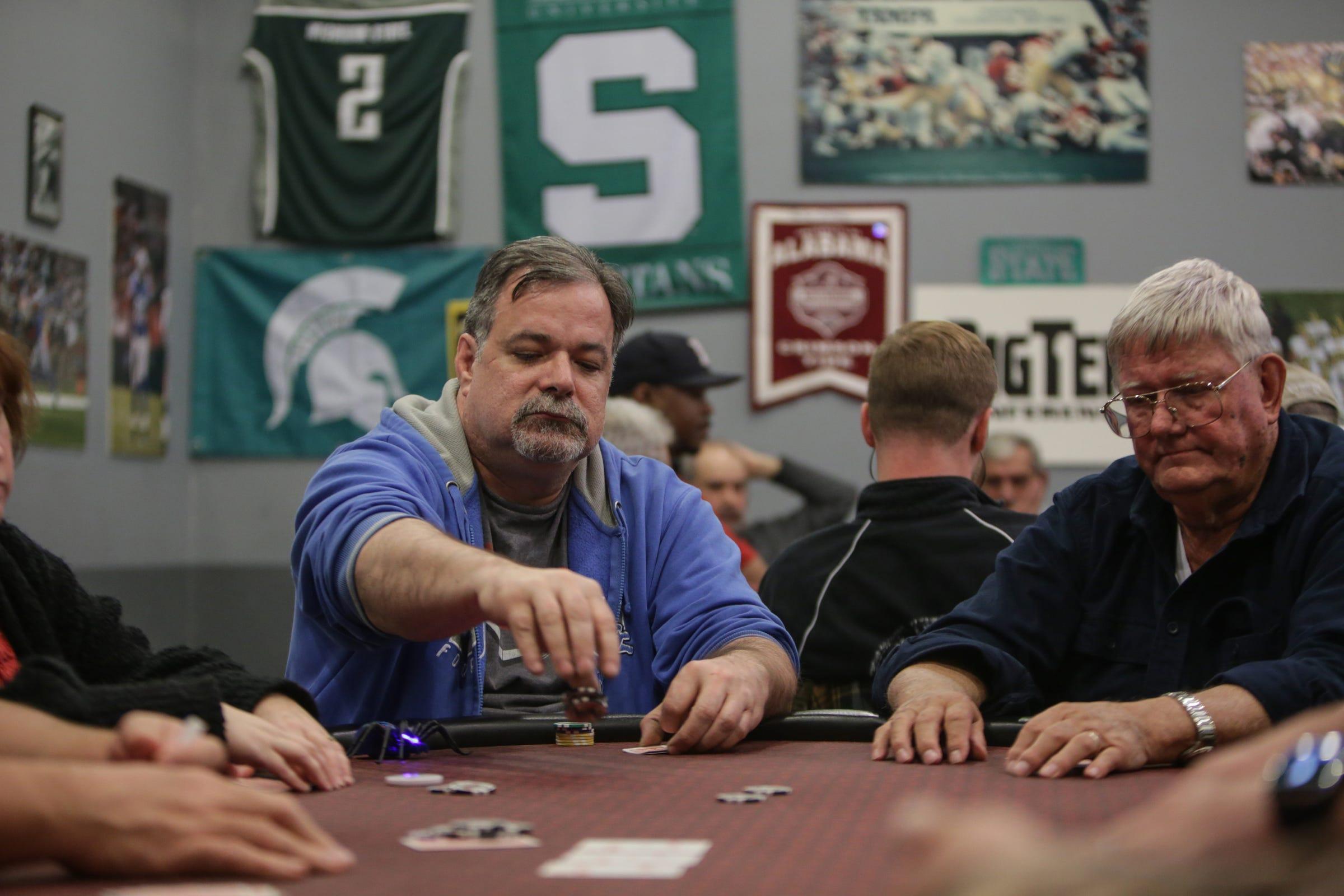 Lions club poker indiana royal flush poker table sports authority