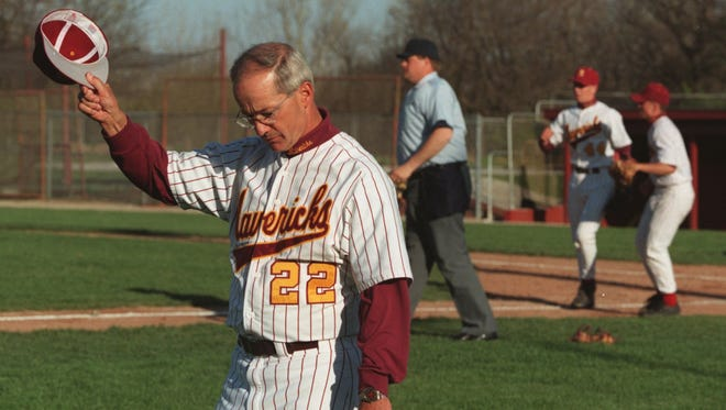Jake Burton will join an elite group of Indiana baseball coaches with his induction this summer into the National High School Athletic Coaches Association Hall of Fame