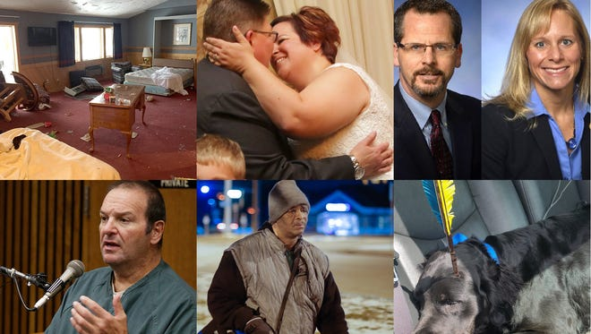 The top Michigan news stories of 2015